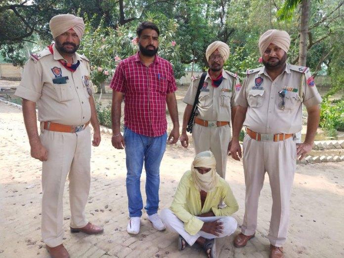 Punjab Police arrests one Jatinder Singh for vandalism of Shiv Temple in Malerkotla