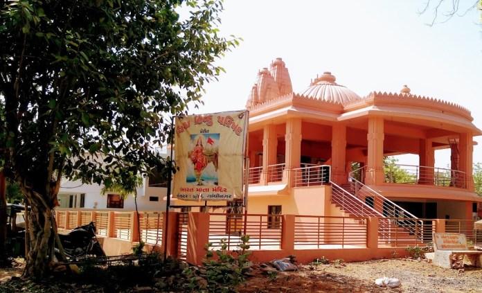 VHP builts a temple dedicated to Bharat Mata in Gujarat capital Gandhinagar