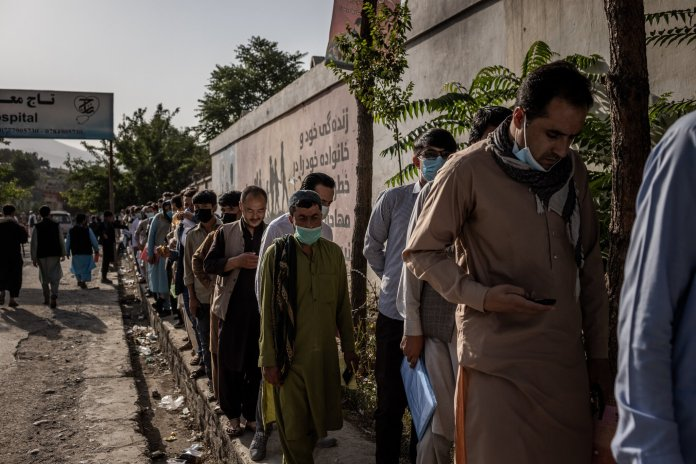 Taliban in the ascendency in Afghanistan