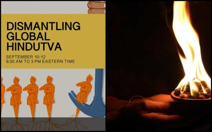 'Dismantling Global Hindutva' event: Nazi-esque propaganda to justify the genocide of Hindus