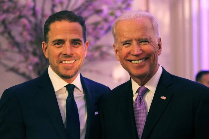 Hunter Biden's sex video from 2019 surfaces, seen making a sex video with a prostitute and telling about other sex videos in his stolen laptop