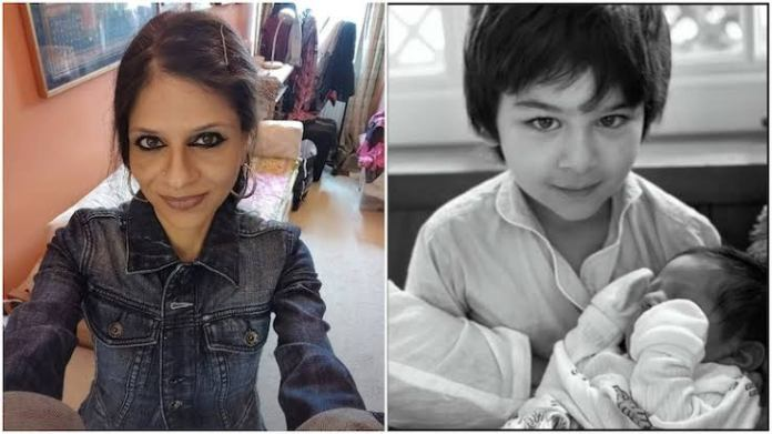Aunt Saba Ali Khan comes to the rescue of nephew Jehangir, asks what's in the name