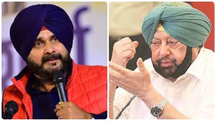Navjot Singh Sidhu targets Capt Amarinder Singh-led Punjab government, hails BJP ruled states for enhanced SAP