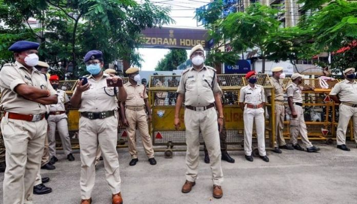 Assam police withdraws case against Mizo leaders as 'goodwill gesture'