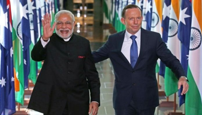 Ex-Australian PM Tony Abbott heaves praises on PM Modi, says India can be the 'substitute' for China. Here is what he said