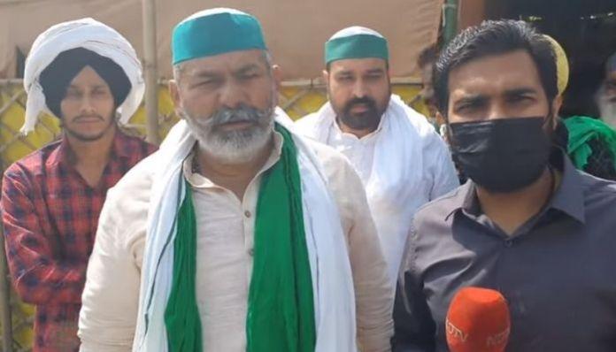 Watch: Farmer leader Rakesh Tikait goofs up, refers to August 15 as 'Republic Day', gets slammed online