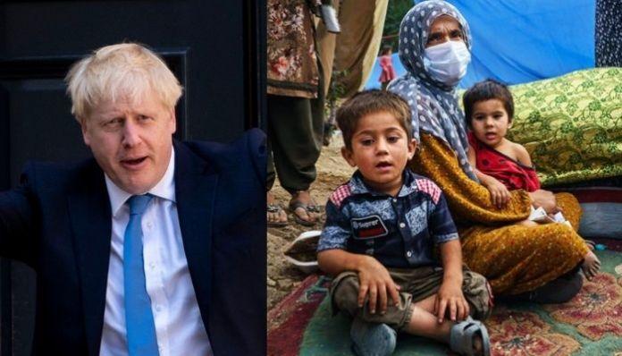 British embassy left behind information on Afghan interpreters for Taliban