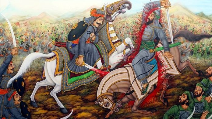 The Battle of Haldighati: The valour of Maharana Pratap and the history of Raja Man Singh who fought against him