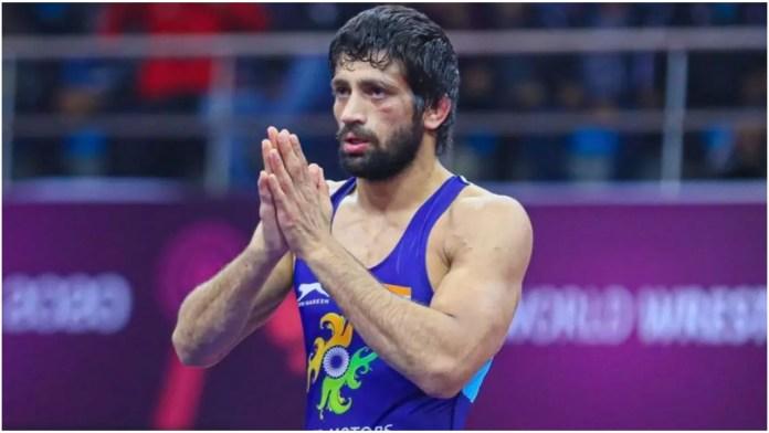 Ravi Dahiya wins semi final in Wrestling, silver assured