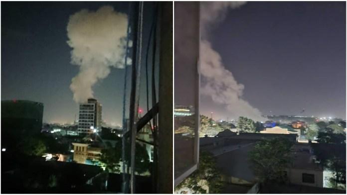 Powerful bomb blasts in Kabul city, terrorists strike inside most secured 'Green Zone'