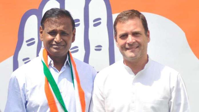 'Sooar ki paidayish': Islamists abuse Congress leader Udit Raj, his mother and sister after he says Afghanistan women have been imprisoned in Burkha
