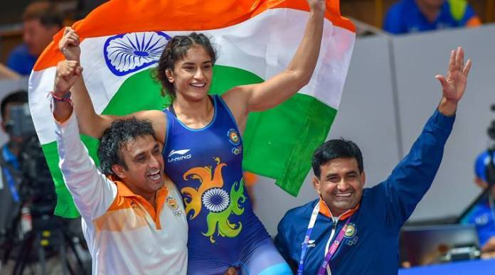 Wrestler Vinesh Phogat suspended temporarily for indiscipline at Tokyo Olympics, refused to train with Indian athletes