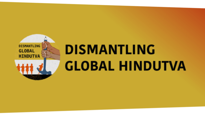 Masks fall off Dismantling Global Hindutva conference: Six crazy things that were said at the anti-Hindu event