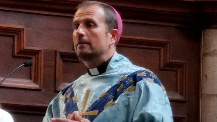 The ex-bishop Xavier Novell