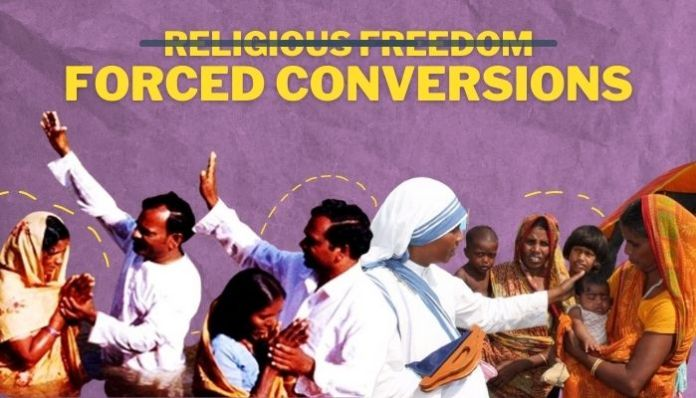 Forced conversions: How evangelists are converting village after village