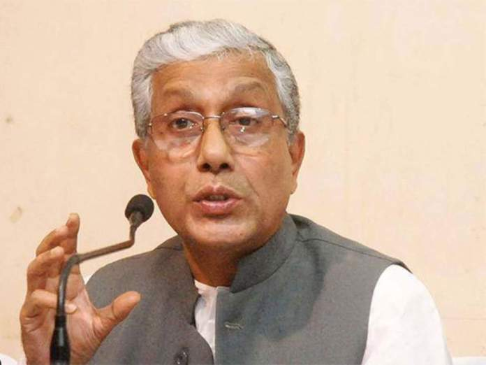 Tripura: CPM BJP leaders clash over a political event at Manik Sarkar's constituency Dhanpur