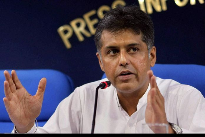 Congress MP Manish Tewari hails alleged sexual predator Tarun Tejpal, claims he was 'politically persecuted', 'honourably exonerated'