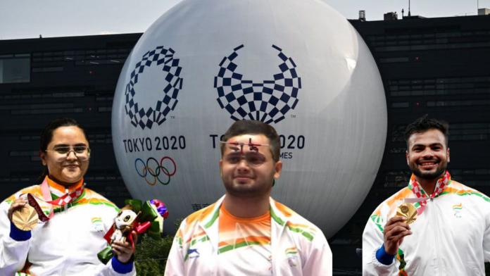 List of Indian athletes who won medal at Tokyo Paralympics 2020