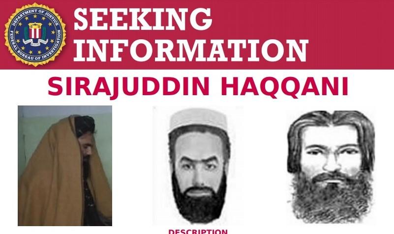 Taliban appoints Sirajuddin Haqqani the Interior Minister of Afghanistan