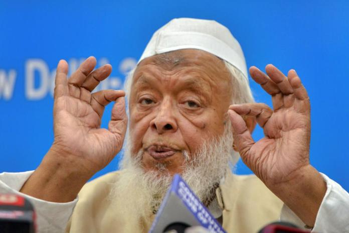 Arshad Madani, who supported the Taliban, now supports Mohan Bhagwat's comment on 'Hindu-Muslim DNA': The real motives