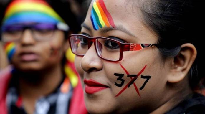 It is three years since the removal of provisions under Section 377 that criminalised gay sex