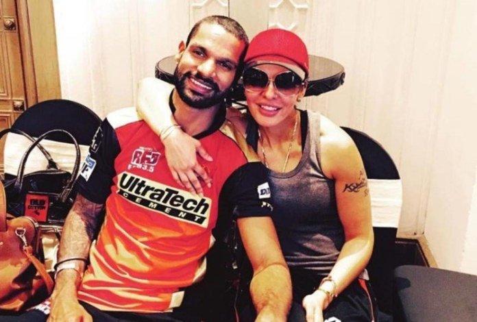 Shikhar Dhawan and Aesha divorce