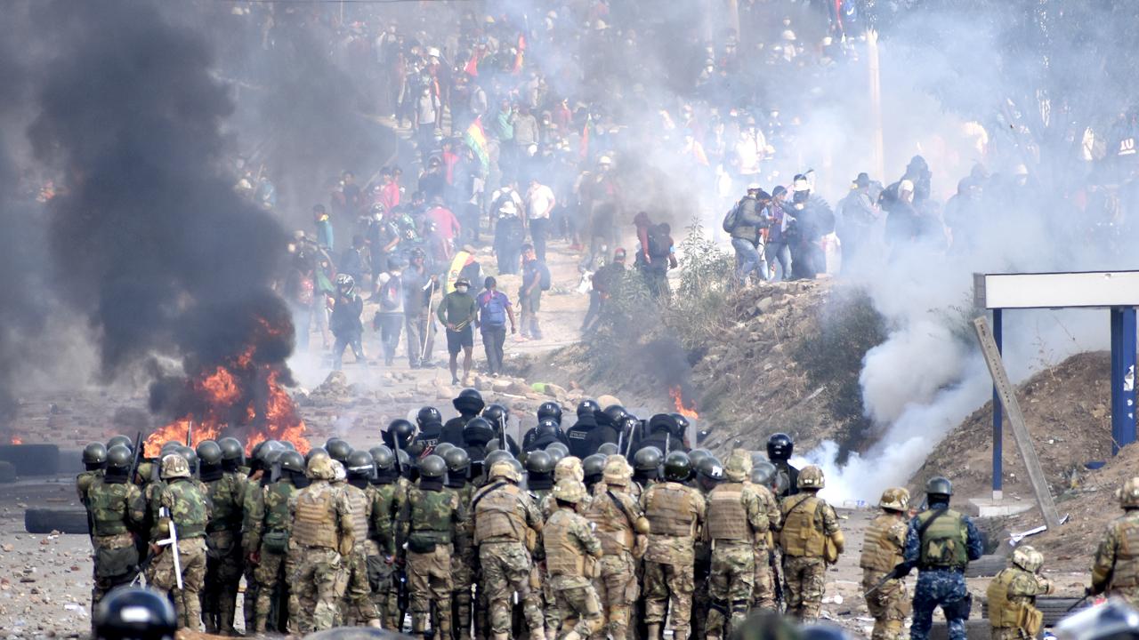 Concluye la investigación por muertes en Senkata y Sacaba - El País -  Opinión Bolivia