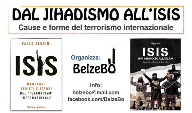 Dallo jihadismo all'ISIS - conferenza