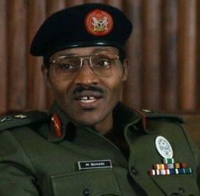 General Muhammed Buhari