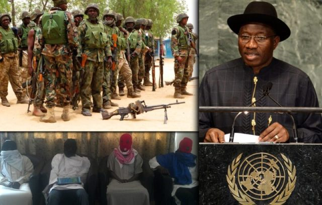 Is Federal Government Working With BokoHaram