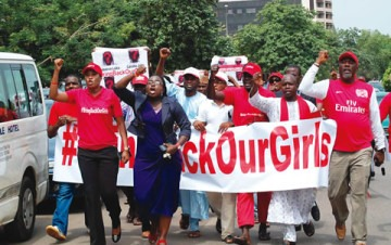 The Captivity Of Negativity: Chibok Girls 100 Days In Lion's Den