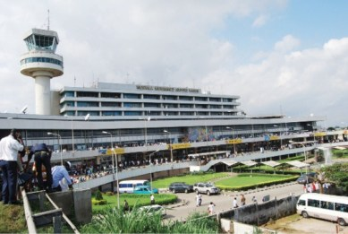 An airport to make you cry -By  Sonala Olumhense