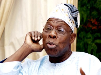 The Gospel according to St. Obasanjo -By  Desmond Orjiakor