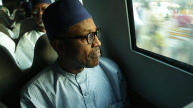 The President-elect, Muhammadu Buhari