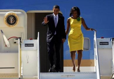 Obama's visit to Kenya