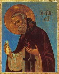St. Nilus of Sinai
