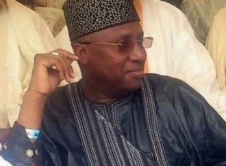 Governor Bindow of Adamawa State