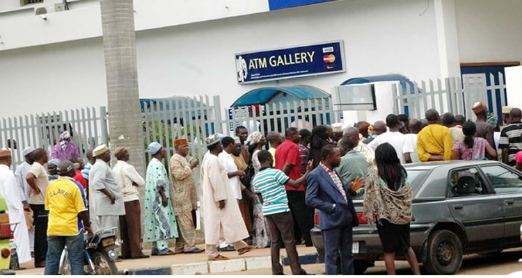 {filename}-11 Types Of People You Will Meet At Atm Galleries In Nigeria