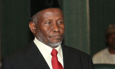 The Acting CJN Hon Justice Ibrahim Tanko Mohammed