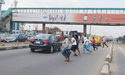 Lagos to prosecute residents crossing buying selling on highways