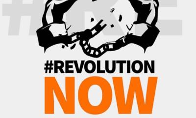 Revolution now