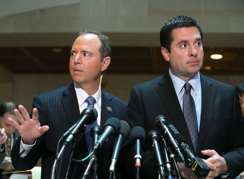 Nunes and Schiff Deserve Each Other – Are There any Grown-Ups in the House?