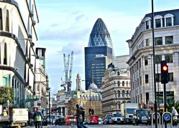 London - Financial District