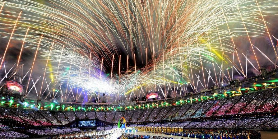 London Olympics 2012 - Closing Ceremony