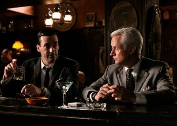 Screenshot from Mad Men