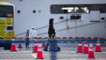 Coronavírus-dois-passageiros-de-cruzeiro-morrem-no-Japão-DW-20-02-2020