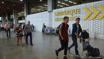Aeroporto de Guarulhos foi apontado como o melhor do Brasil