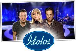 Apresentadores do Idolos 2010