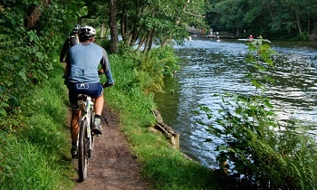 Mountainbike Ture Hareskoven
