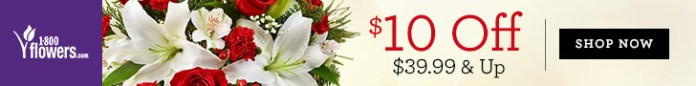 Order by 1/25/2015 and Save 25%! Don't wait to WOW her this Valentine's Day with Flowers and Gifts from 1800flowers.com! Use Promo Code: VDAYERLY at checkout! (Offer Ends 01/25/2015)